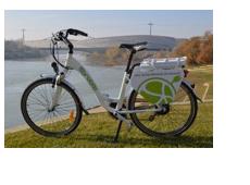 Alquiler y venta de bicicletas eléctricas en Zaragoza