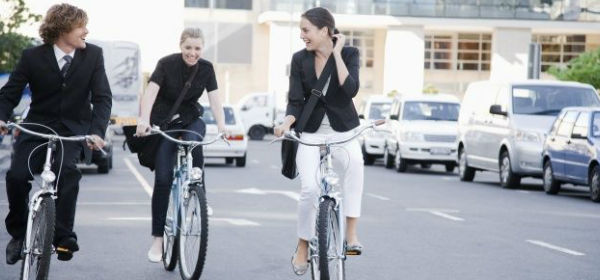 02C - Bici al trabajo