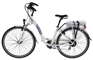 10A - Bicicleta Electrica Ebike Chimobi City