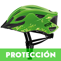 Venta de accesorios de protección para bicicletas electricas