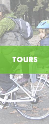 Tours en bicicleta eléctrica por Zaragza